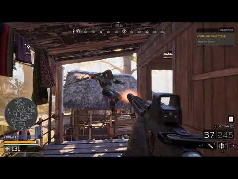 Predator Hunting Grounds 1v1 Fireteam Victory |