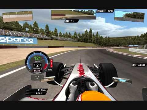 [MAK-Corp F1 2008] Sound Teaser