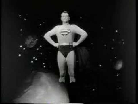 Adventures of Superman Season One Opening Credits