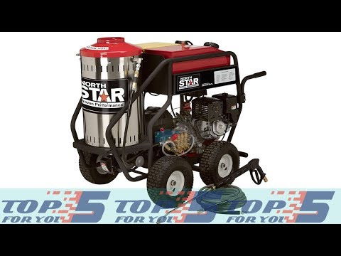 Top 5 Best Commercial Hot Water Pressure Washers For 2019 - 2020
