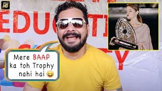 Hindustani Bhau's FUNNY 😂😂 Comments on Rubina Dilaik's Bigg Boss 14 Win