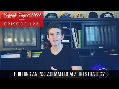 Building An Instagram From Zero With Zero Dollars Strategy - Social Media Marketing
