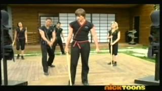 Power Rangers Samurai - Red Ranger Callout