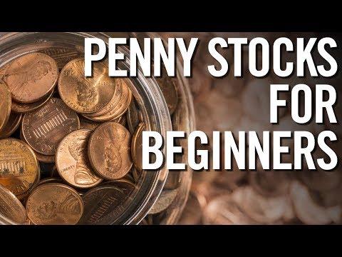 PENNY STOCKS FOR BEGINNERS 📈 Basics Of Investing In Penny Stocks