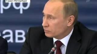 Путин жестко о Евросоюзе!