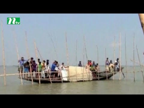 Powerful people restrict fishermen from rivers in Bhairab