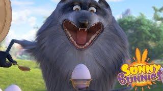 Cartoons for Children | Sunny Bunnies SUNNY BUNNIES WOLF'S WANTS EGGS | Funny Cartoons For Children