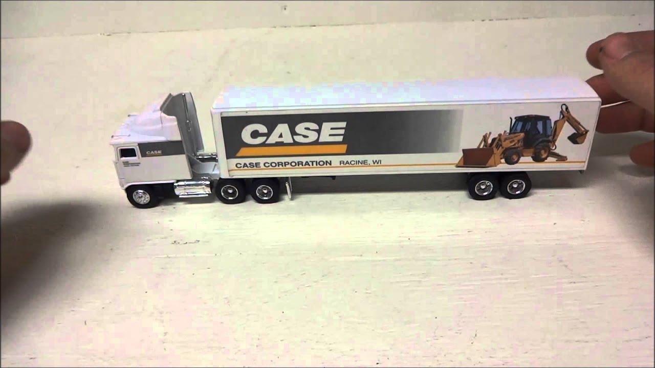 1/64 scale custom trucks - YouTube