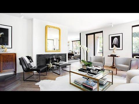 Interior Design — A Designer's Chic Montreal Home