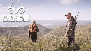 Hunting Ibex in Beceite Spain with Ian Harford