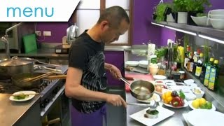 Silent Cooking #74 - Halibut - Hao Choi - Gan Bien