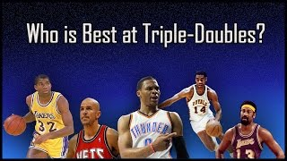 Russell Westbrook averaging a triple-double has been the talk of th...