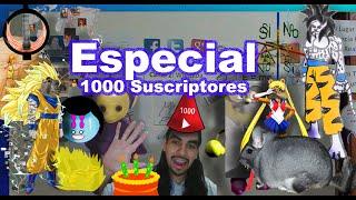 Especial 1000 Suscriptores | WikiSeba