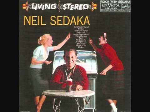 Neil Sedaka All I Need Is You 1958 Youtube