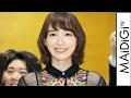 飯豊まりえ、鮮やか刺しゅうのシースルーロングワンピ 女子高生から「可愛い!」の声 映画「きょうのキラ君」イベント2