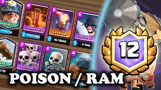 royal ghost 12 win deck