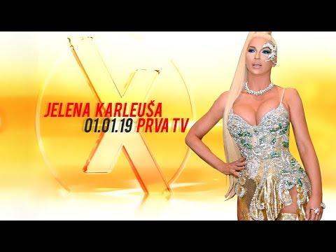 JELENA KARLEUSA // Exkluziv / 01.01.19