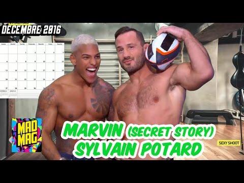🎉 Mad Mag du 13/12/2016 avec Marvin et Sylvain Potard