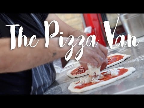 The Pizza Van | Be the Boss