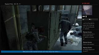 Last of us normal pt 16 (Game play focus)