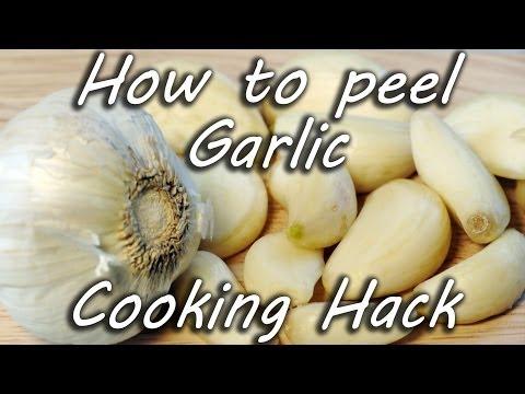how-to-peel-garlic---life-hack