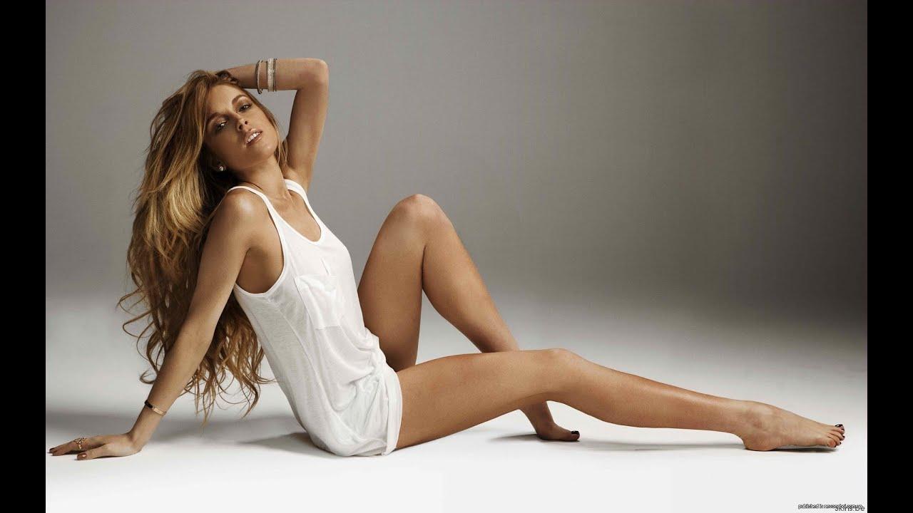 Lindsay Lohan nackt im Playboy: Heies Foto bei