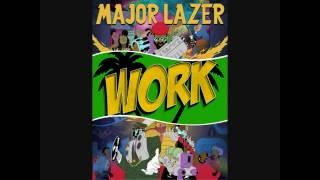 Danny Marquez Ft  Puppah Nas T & Denise -  Work VS Major Lazer  - Watch Out For This