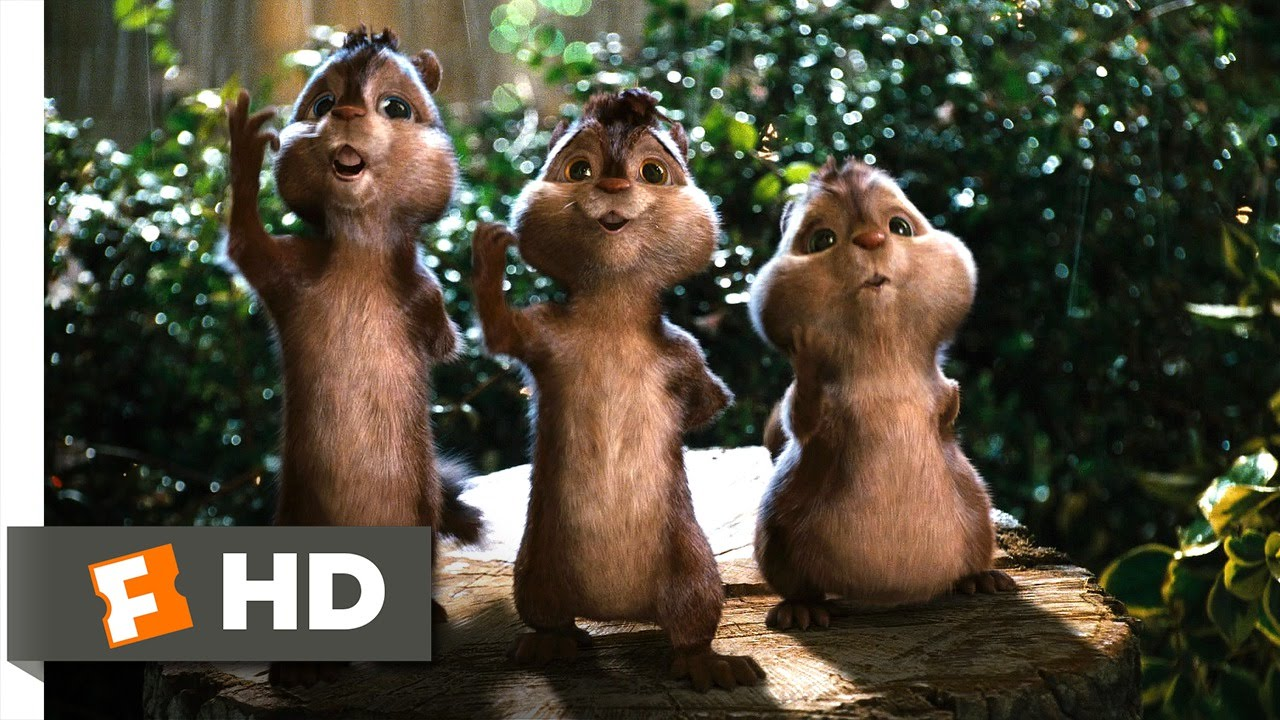 Alvin And The Chipmunks 2007 Funky Town Scene 2 5 Movieclips Youtube