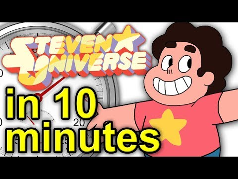 The History Of Steven Universe (Feat. Michaela Dietz)   A Brief History