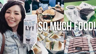 [ VLOG ]  🌭🍕🍔 NATURAL PRODUCTS EXPO WEST 2018
