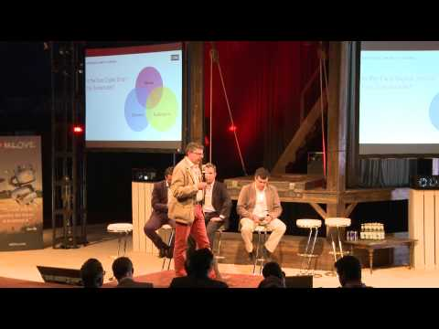 Panel EXPO 2015 Milan at MLOVE ConFestival 2015