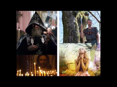 Orthodox Christians Discuss Neo-Paganism