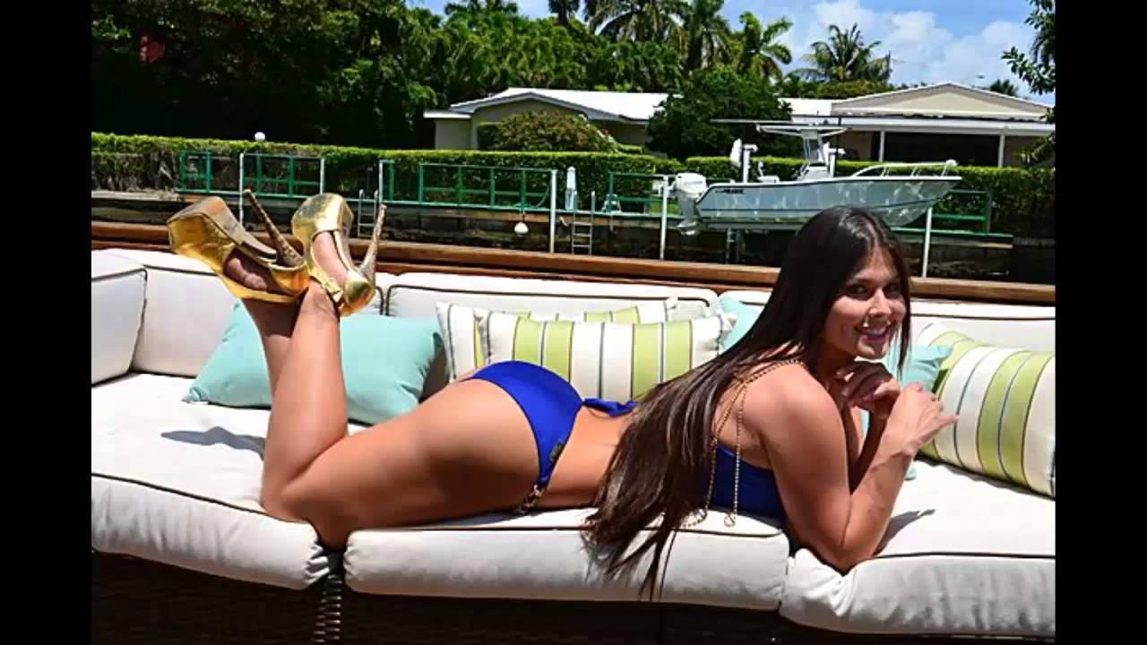 Johanna Maldonado Modelo Caleña Colombiana - YouTube  Johanna Maldona...