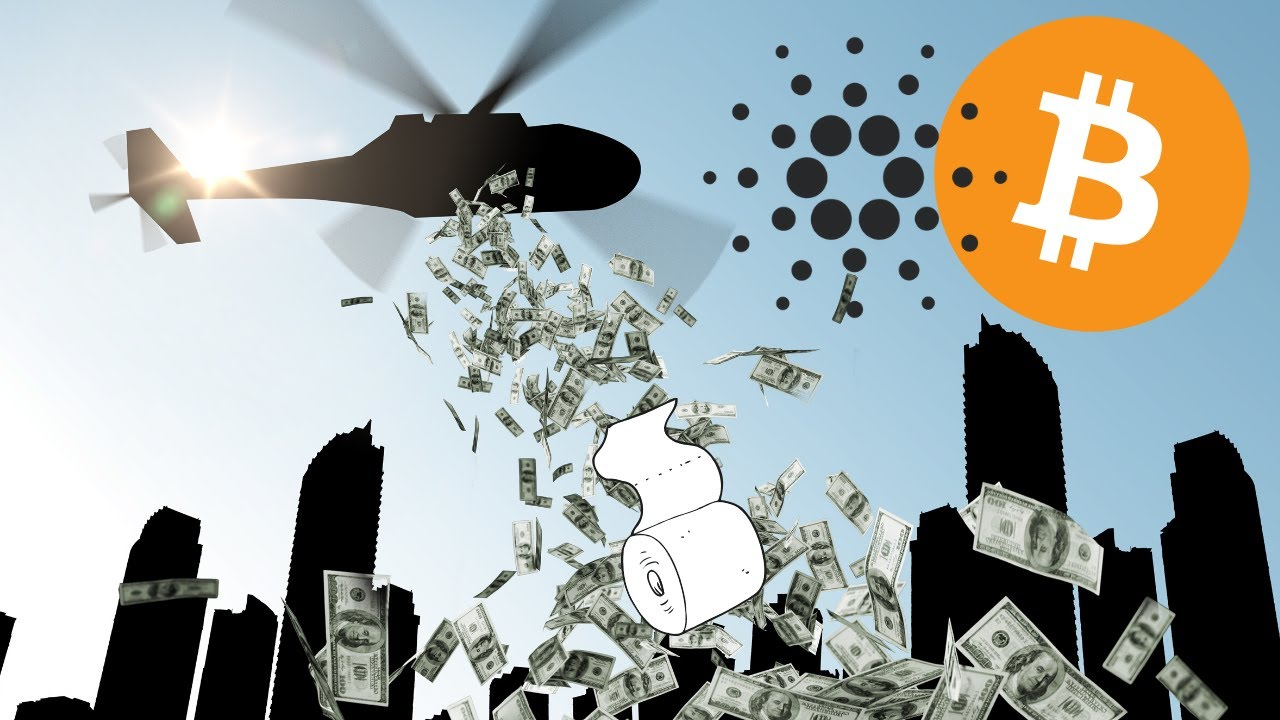 I'm Buying Cardano With Helicopter Money! Silver Is SOLD OUT, Gold to Silver Ratio Hits New Record!