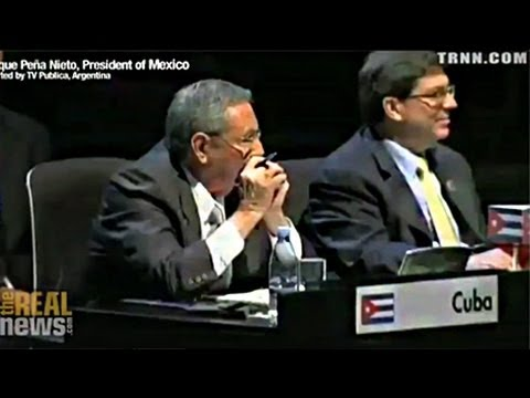 Cuba Not Isolated in Latin America