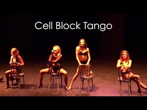 Cell Block Tango- ECU Night of Musical Theatre