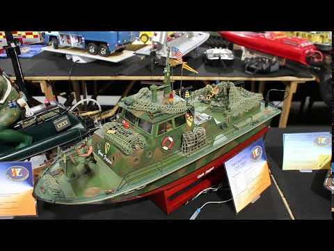 """PBR - """"Gook Zapper""""  International Model Boat Show - Warwick"""