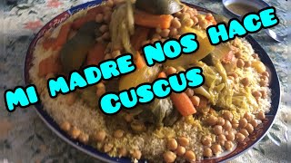 Cuscus Marroqui de mi madre | Hanan