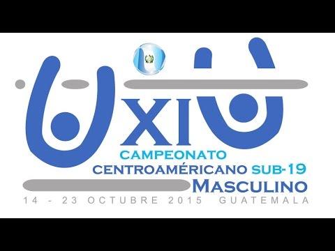 CentroamericanoSub19_16/10/2015