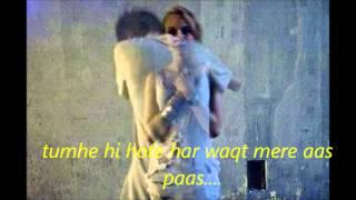 tum ho- rockstar instrumental (kaash....poem).wmv