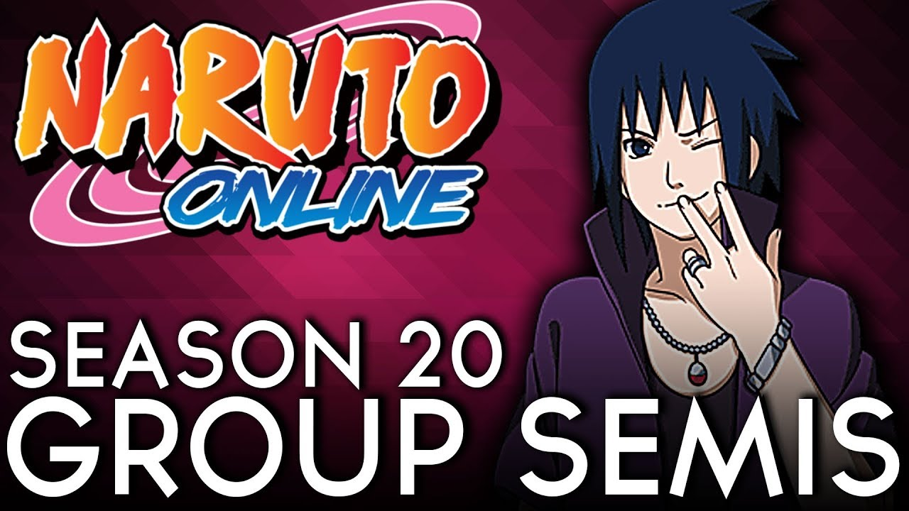 GROUP SEMI-FINALS | Space-Time #46 - Naruto Online