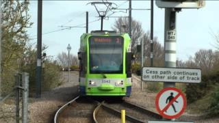 UK Tramways and Light Rail Systems 2014 by Train Crazy - tram video