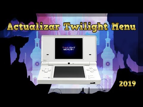 ¿Cómo actualizar Twilight Menu? [DSi/2DS/3DS]