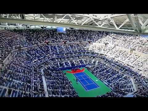 Corey Hawkins 2017 US Open