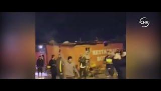 Jóvenes despidieron a amigo asesinado con decenas de tiros | CHV NOTICIAS thumbnail