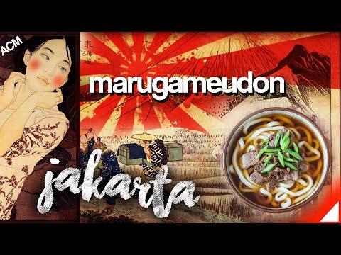 Japanese Food JAKARTA Marugame Udon & Tempura [ACM]