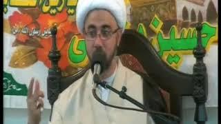 الشيخ مصطفى الموسى-لا يجوز الذهاب الى المكان المحتمل فيه الضرر إلا زيارة الإمام الحسين عليه السلام