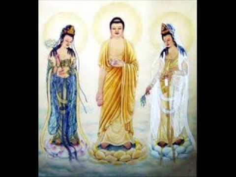 buddhist song - ami tuo fo zai xin jian
