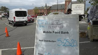 Need for Mobile Food Banks Grows During Pandemic | Connecting Point | May 19, 2020