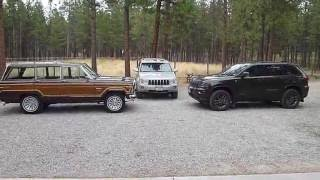 Old Jeep vs. New Jeep